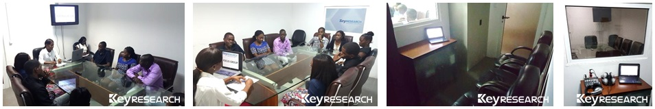 Keyresearch - Sala Focus Group