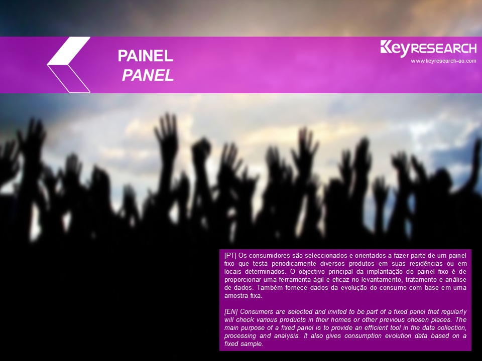 Keyresearch Angola - PAINEL