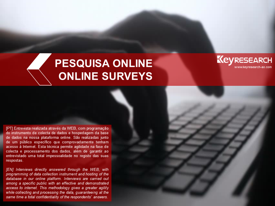 Keyresearch Angola - PESQUISA ONLINE